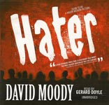 Science Fiction Audiobook - Hater by David Moody