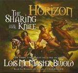 Fantasy Audiobook - The Sharing Knife Book 4: Horizon by Lois McMaster Bujold