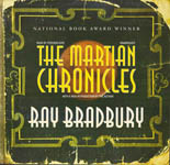 Science Fiction - The Martian Chronicles by Ray Bradbury