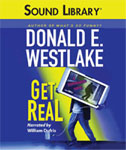 BBC Audiobooks America - Get Real by Donald E. Westlake