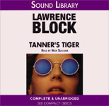 BBC Audiobooks America - Tanner's Tiger by Lawrence Block