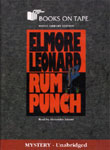 Books On Tape - Rum Punch by Elmore Leonard