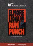 Books On Tape - Rum Punch by Elmore Leonard