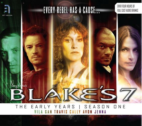 Blake's 7 - The Early Years  (Season 1)