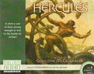 Fantasy Audiobook - Hercules by Geraldine McCaughrean