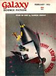 Galaxy Science Fiction - February 1953