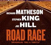 Harper Audio - Road Rage by Richard Matheson, Stephen King and Joe Hill