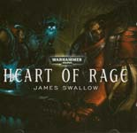 Fantasy Audiobook: Warhammer 40,000: Heart of Rage by James Swallow