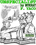 LibiVox - Unspecialist by Murray F. Yaco