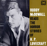 Lively Arts - Roddy McDowall Read The Horror Stories Of H.P. Lovecraft - The Outsider and The Hound