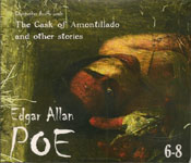 Poe Audio - Edgar Allan Poe Audiobook Collection 6-8: The Cask of Amontillado and Other Stories