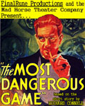 Radio Drama Revival - The Most Dangerous Game based on the short story by Richard Connell