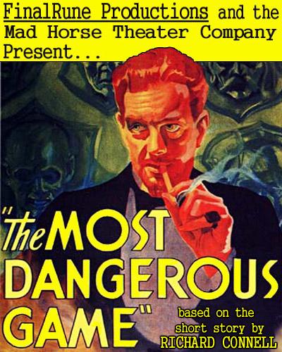 Radio Drama Revival: The Most Dangerous Game AUDIO DRAMA : SFFaudio