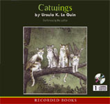 Recorded Books  - Catwings by Ursula K. Le Guin
