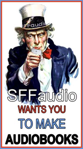 SFFaudio's Make An Audiobook Win An Audbook Challenge #2
