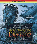 Simon And Schuster Audio - Here There Be Dragons by James A. Owen