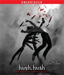 Simon And Schuster Audio - Hush Hush by Becca Fitzpatrick