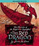 Simon And Schuster Audio - The Search For The Red Dragon by James A. Owen