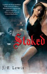 Staked by J.F. Lewis
