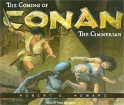 Fantasy Audiobook - The Coming of Conan the Cimmerian by Robert E. Howard