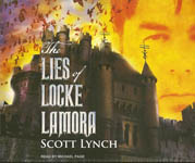 Science Fiction Audiobook - The Lies of Locke Lamora by Scott Lynch