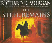 Science Fiction Audiobook - The Steel Remains by Richard K. Morgan