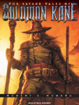Tantor Media - The Savage Tales Of Solomon Kane by Robert E. Howard