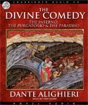 The Divine Comedy: The Inferno, The Purgatorio, and The Paradiso by Dante Alighieri