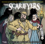 The Scarifyers - The Curse Of The Black Comet