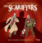 The Scarifyers - The Nazad Conspiracy