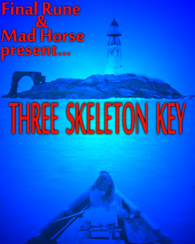 three skeleton key images