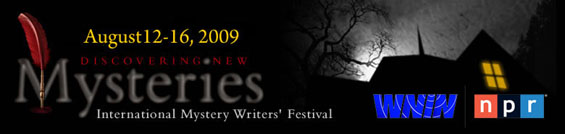 WNIN Mystery Writers Festival