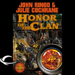 Audible Frontiers - Honor Of The Clan by John Ringo and Julie Cochrane