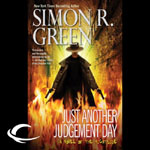 Audible Frontiers - Just Another Judgement Day by Simon R. Green