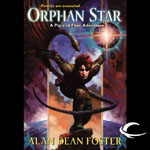 Audible Frontiers - Orphan Star by Alan Dean Foster