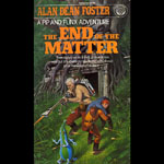 Audible Frontiers - The End Of The Matter by Alan Dean Foster