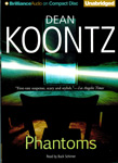 Brilliance Audio - Phantoms by Dean Koontz