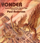 Caedmon - Yonder: Seven Tales Of The Space Age by Poul Anderson