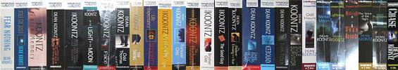 Dean Koontz Audiobooks
