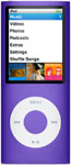 iPod Nano 4th Generation (purple)