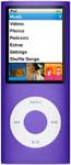 iPod Nano 4th Generation (purple)