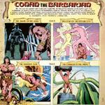 Power Records - Conan The Barbarian LP - Back
