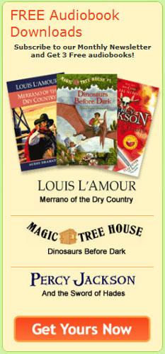 Random House Audio - 3 Free Audiobooks