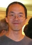 Ted Chiang (source: http://www.flickr.com/photos/doctorow/1283502265/sizes/l/)
