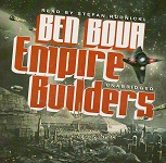 Science Fiction Audiobook - Empire Builders by Ben Bova