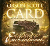 Fantasy Audiobook - Enchantment by Orson Scott Card