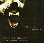 Horror Audiobook - Frostbite by David Wellington