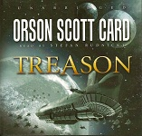 Science Fiction Audiobook - Treason by Orson Scott Card