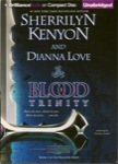 Fantasy Audiobook - Blood Trinity by Sherrilyn Kenyon and Dianna Love