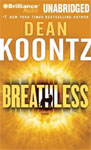 BRILLIANCE AUDIO - Breathless by Dean Koontz